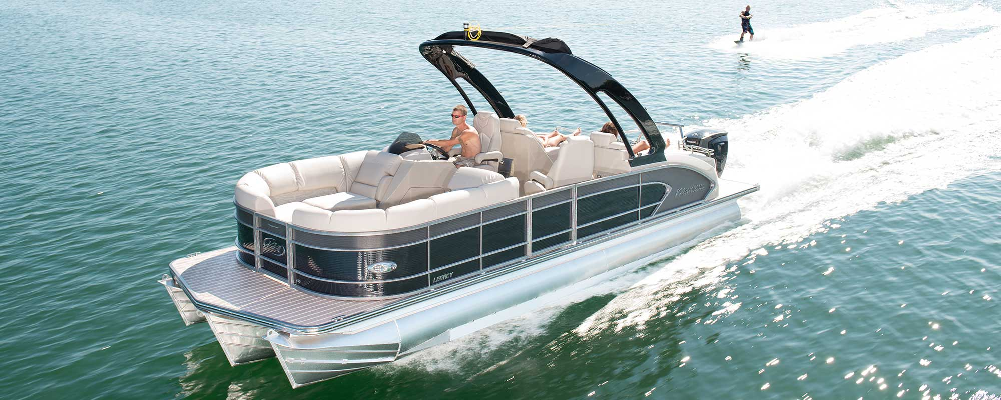 Ohio Dealer For Fun Fast And Luxurious Manitou Pontoon Boats