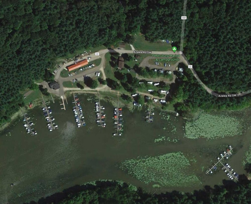 Leesville Lake North Fork Marina, Cabins and Campground